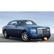 Rolls Royce Phantom Coupe Gas Car
