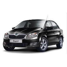 Skoda Rapid 1.5 TDI CR Elegance Black Package Car