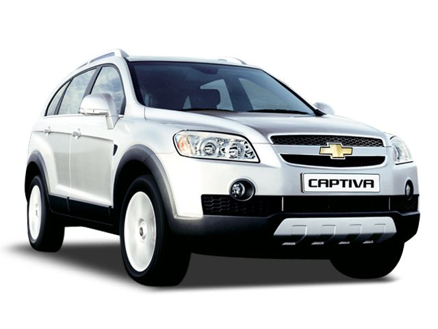 Chevrolet Captiva Xtreme Car
