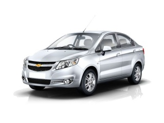 Chevrolet Sail Car