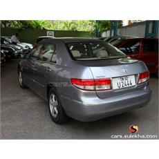 Honda Accord 2.4 AT Car