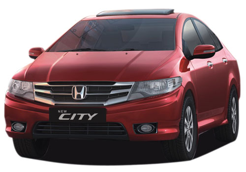 Honda New City 1.5 V (AT) Sunroof Car