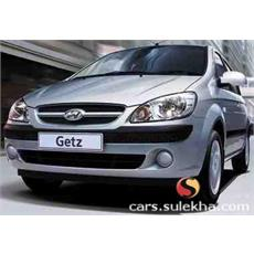 Hyundai Getz Prime 1.1 GVS Option Car