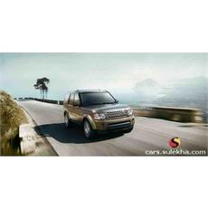 Land Rover Discovery 4 TDV6 Automatic (Diesel) Car