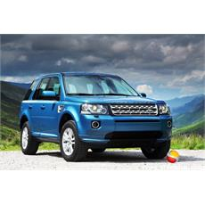 Land Rover Freelander 2 - 2.2D HSE Car