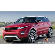 Land Rover Range Rover Evoque 2.2 L SD4 Dynamic Car