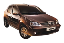 Mahindra-Renault Logan Edge 1.4 GLX Car