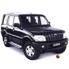 Mahindra Scorpio (S E) VLX BS4 2WD-HE-Air Bag Car