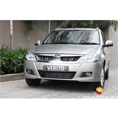 Mahindra Verito 1.4 G4 BS III Car