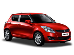 Maruti Swift LXi - BS IV Car
