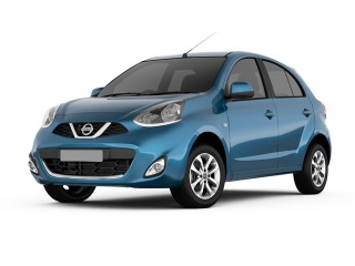 Nissan Micra XL Car