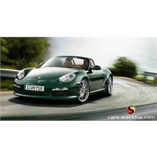 Porsche Boxster S (Manual) Car