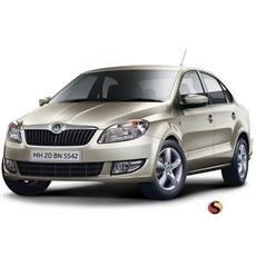 Skoda Rapid 1.6 MPI Active Car