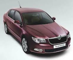 Skoda Superb 1.8 TFSI AT Car