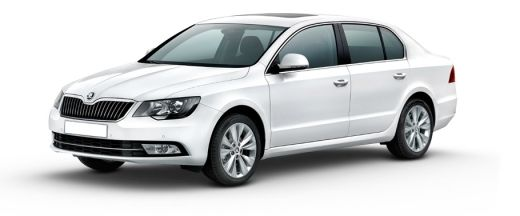 Skoda Superb 1.8 TFSI MT Car