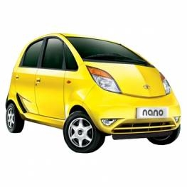 Tata Nano CX BS II Car