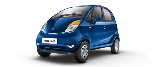 Tata Nano CX BS III Car