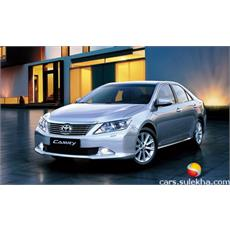 Toyota Camry W4 (AT) Car