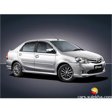 Toyota Etios V (SP) Car