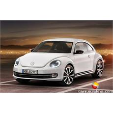 Volkswagen New Beetle 2.0L AT Petrol Car