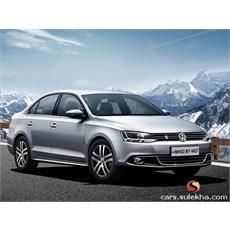 Volkswagen New Jetta 2.0L CR TDI Highline (AT) Car