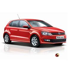 Volkswagen Polo 1.6L Highline Petrol Car