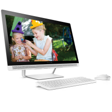 HP 27 q101in Y0P46AA 27 Inches Desktop PC