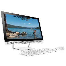 HP Pavilion 24 q151in Y0P51AA 23.8 Inches Desktop PC