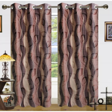 Dekor World DWCT 720 Eyelet Window Curtain