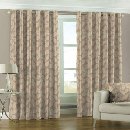 Skipper 86452 Eyelet Printed Curtains Price Specification