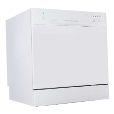Carrier Midea MDWCT008IWN Counter Top Dishwasher