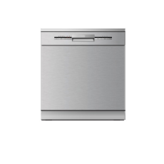 Elica 12 Place Settings WQP12 7735H Freestanding Dishwasher