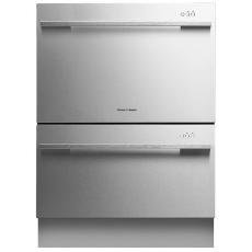 Fisher And Paykel DD60DDFHX7 Tall Double Dishwasher