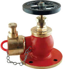 AAAG G103 63BJ Right Angle Hydrant Valves Fire Hydrant System