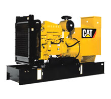 Caterpillar portable generators 25 kva