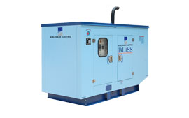 Kirloskar KEC E20 II 20 KVA Generator Price, Specification