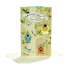 Archies Everlasting Joyous New Year Greeting Card