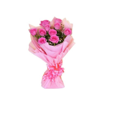 Archies Pretty Pink Blooms PRE109 Flower Bouquet