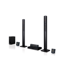 LG LHB645N 5.1 Channel 3D Blu Ray Home Theatre