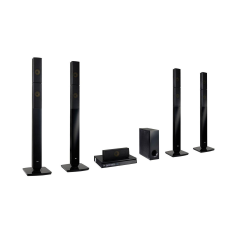 LG LHB655NW 5.1 Channel 3D Blu Ray Home Theatre