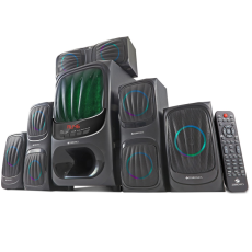 Zebronics Sultan BT RUCF 5.1 Channel Home Theatre