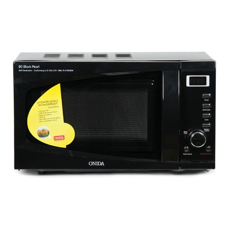Onida Mo20gjp22b Microwave Oven Price Specification