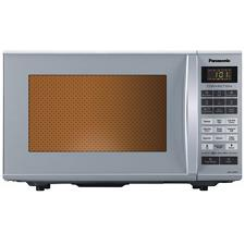 Safe microwave oven use