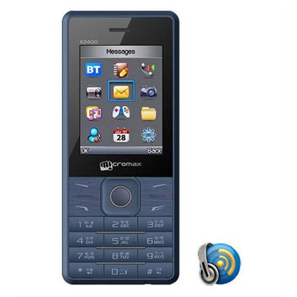 Micromax X2400 Mobile Price, Specification & Features ...