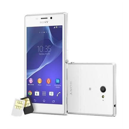 Sony Xperia M2 Dual Mobile Price, Specification & Features ...