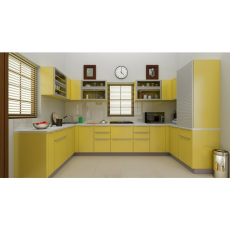 Krios LEMON CAPE U Shaped Kitchen