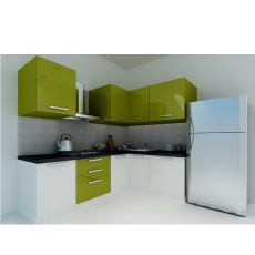 Urbanhomez UCL 101 L Shaped Kitchen