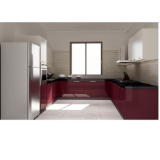 Urbanhomez URBAN CASA UCL 107 U Shaped KitchenU Shaped Kitchen Designs  U Shaped Modular Kitchen  Photos  . U Shaped Modular Kitchen Design. Home Design Ideas
