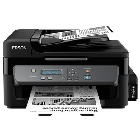 how to change the blackpoint on my epson printer