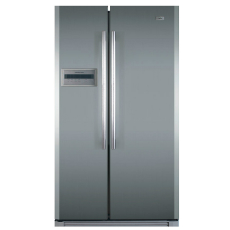 haier hrf 663dta2 614l side by side refrigerator price specification features haier. Black Bedroom Furniture Sets. Home Design Ideas